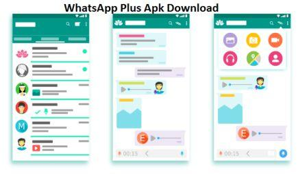 WhatsApp Plus Apk latest Download For Android 2018