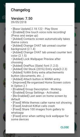 YOWhatsApp Apk For Android Download