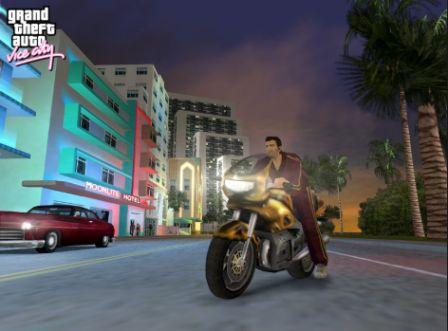 Grand Theft Vice City 2018