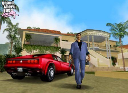 Grand Theft Vice City