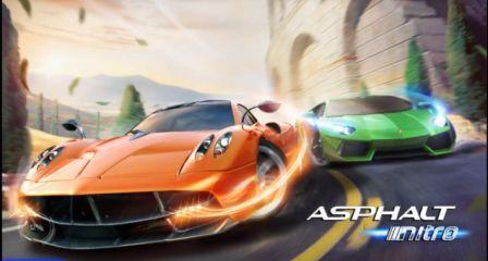 Asphalt Nitro Download Apk