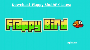 Flappy Bird Apk Download V1.3 For Android | Flappy Bird By(GEARS)