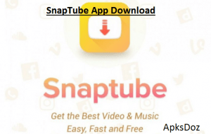 SnapTube App Download Latest Version Apk For Android (Official)