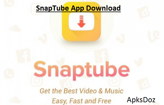 snaptube app download new version