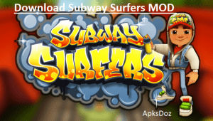 Subway Surfers  MOD APK Download 1.90.0 For Android(Unlimited)