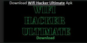 Wifi Hacker Ultimate APK Download For Android(latest)