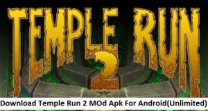 Temple Run 2 MOD APK Free Download For Android Latest [Unlimited]