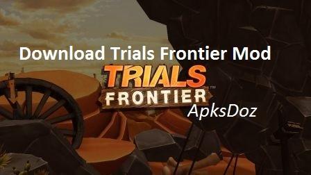 Trials Frontiers MOD Apk