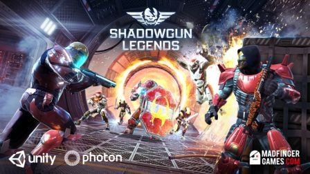 Download Shadowgun Legends Mod Apk