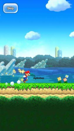 Download Super Mario Run Mod Apk Free For Android Latest 3.0.11