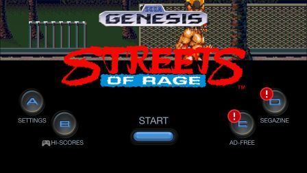 Streets Of Rage MOD Classic