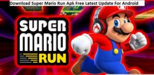 Super Mario Run Apk Download 3.0.11 Latest For Android(New Version)
